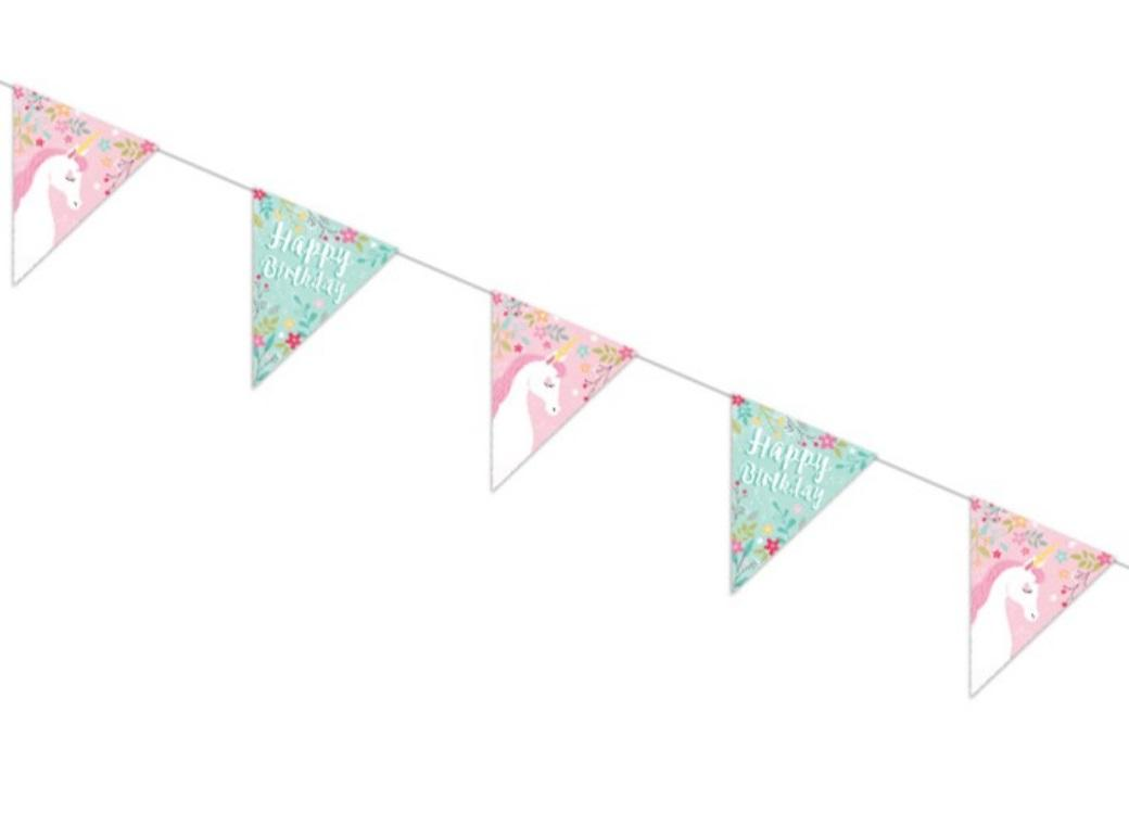 Unicorn Party Bunting