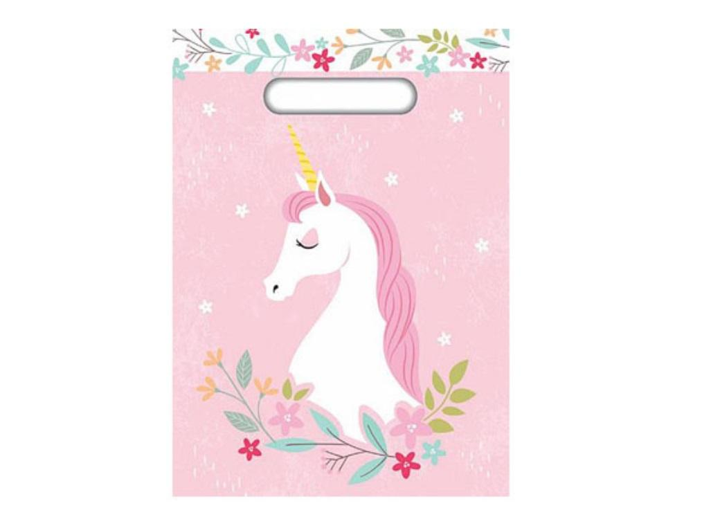 Unicorn Party Bags 10pk