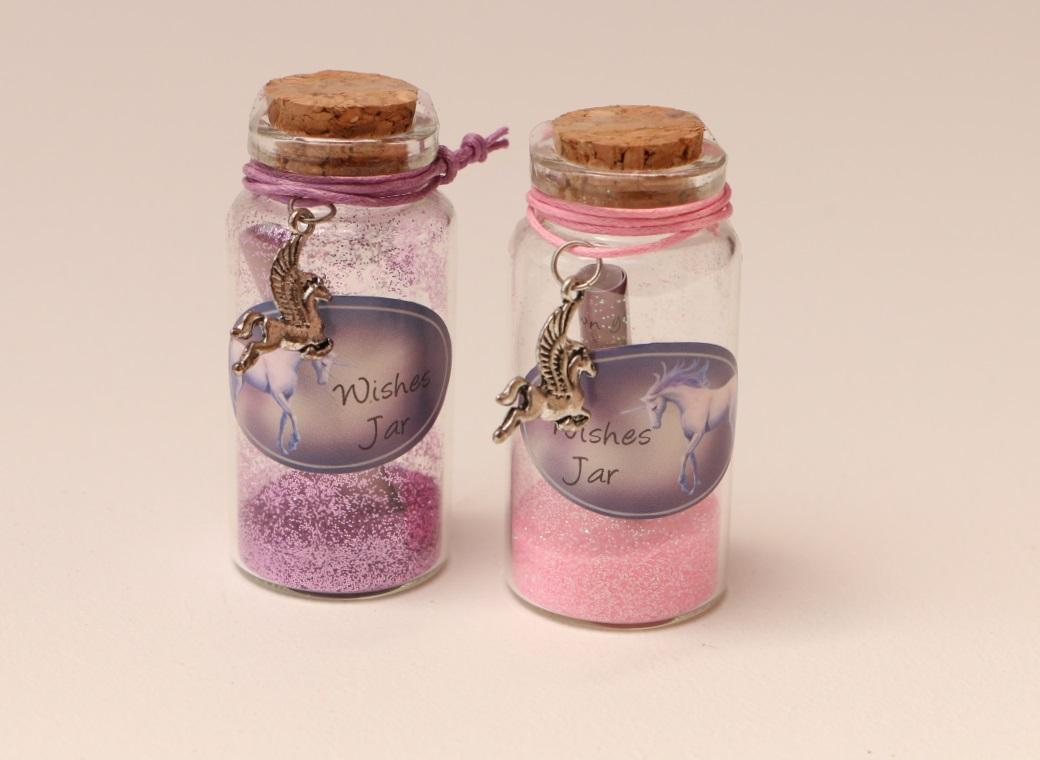 Unicorn Wishing Jar