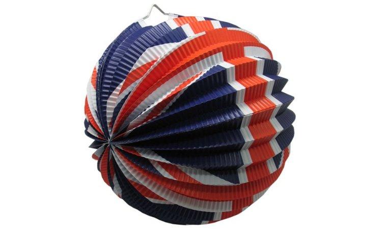 Paper Lantern - Union Jack