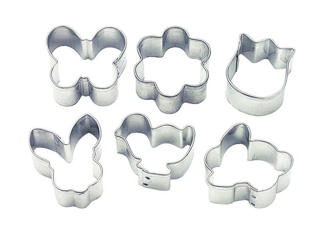 Wilton Easter Mini Cutters - 6pk