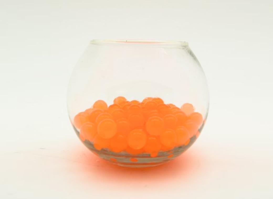 Water Pearls - Orange