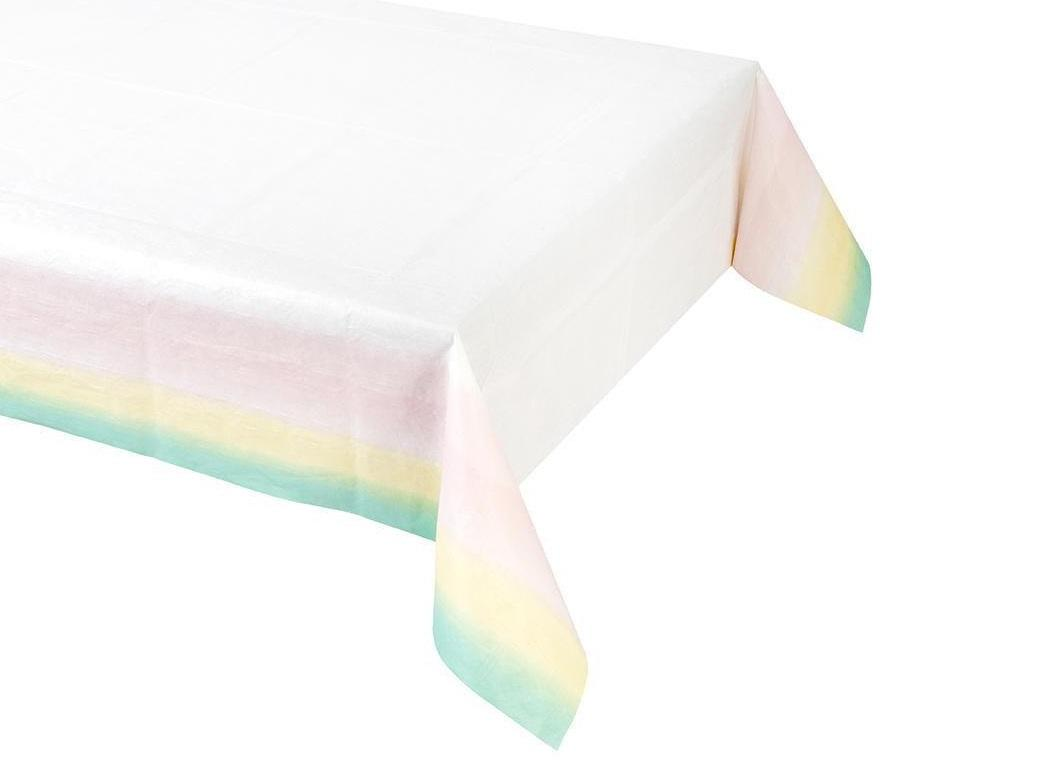 We Heart Pastels Table Cover