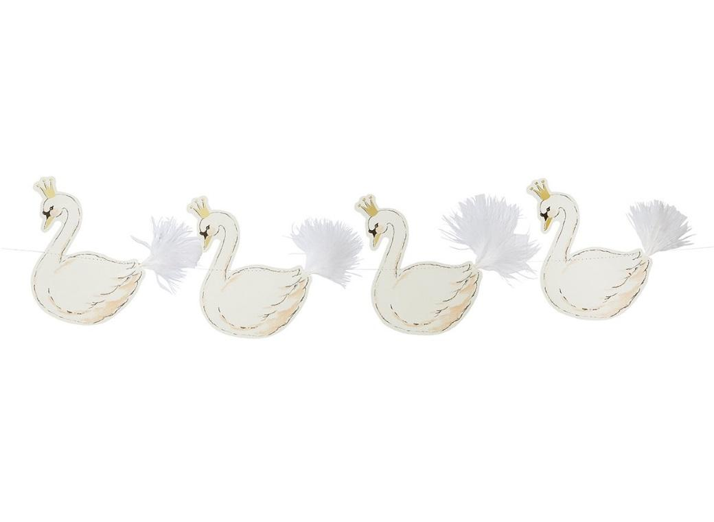We Heart Swans Garland