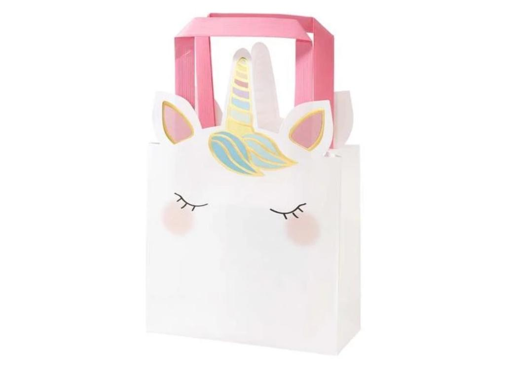 We Heart Unicorns Party Bags 6pk