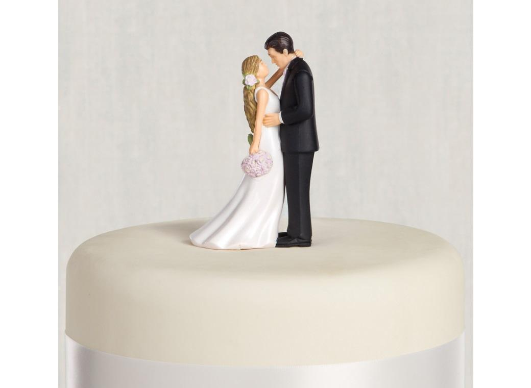 Wedding Cake Topper - Blonde Bride