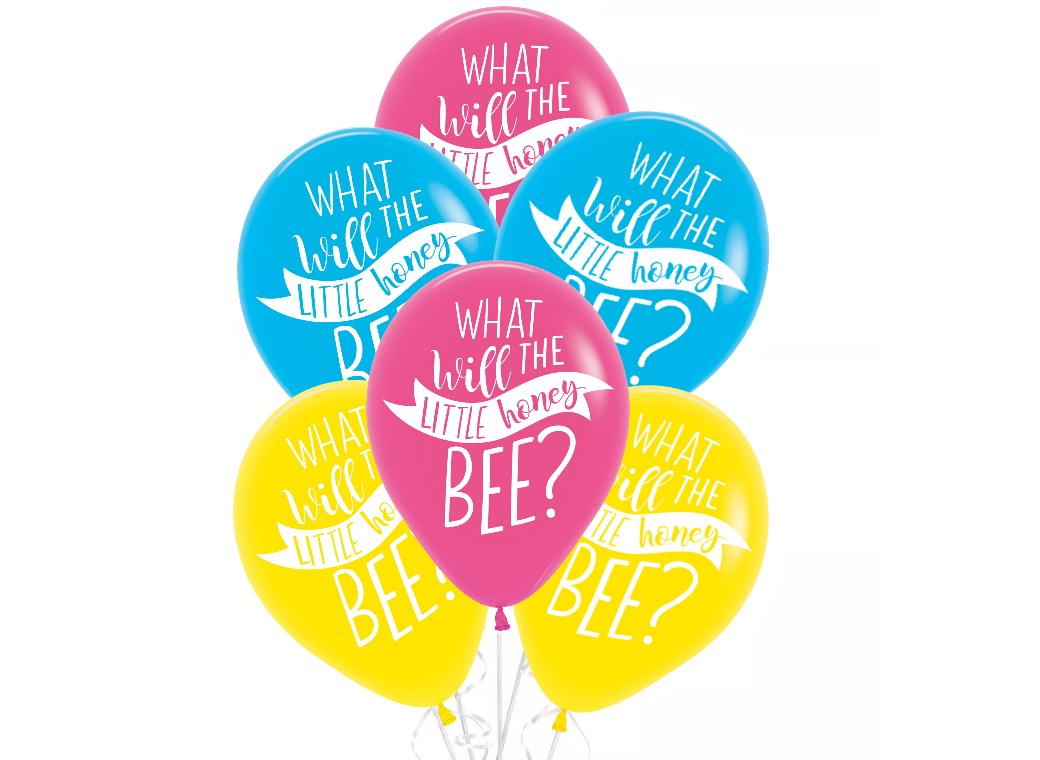 What Will It Bee? Balloons 15pk