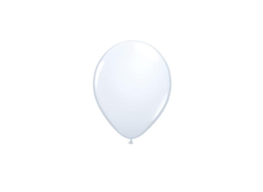 """White Balloons 5"""""""