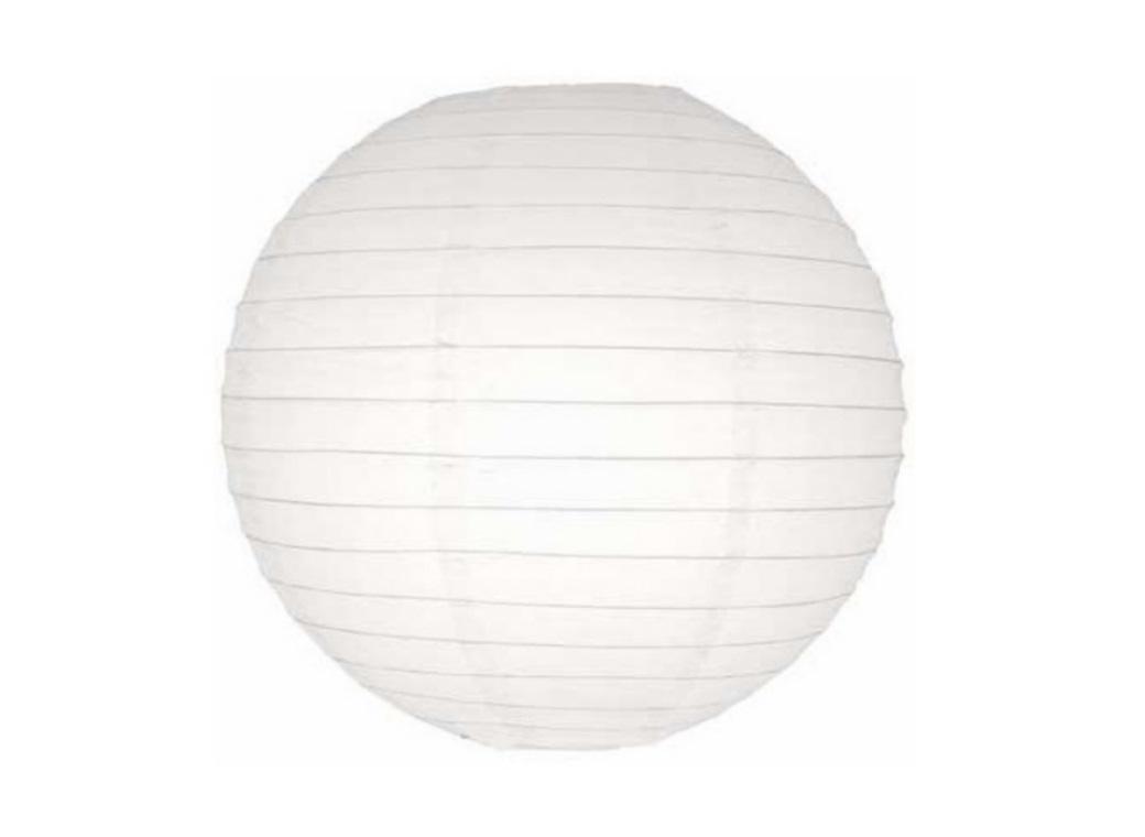 White Paper Lantern - 30cm
