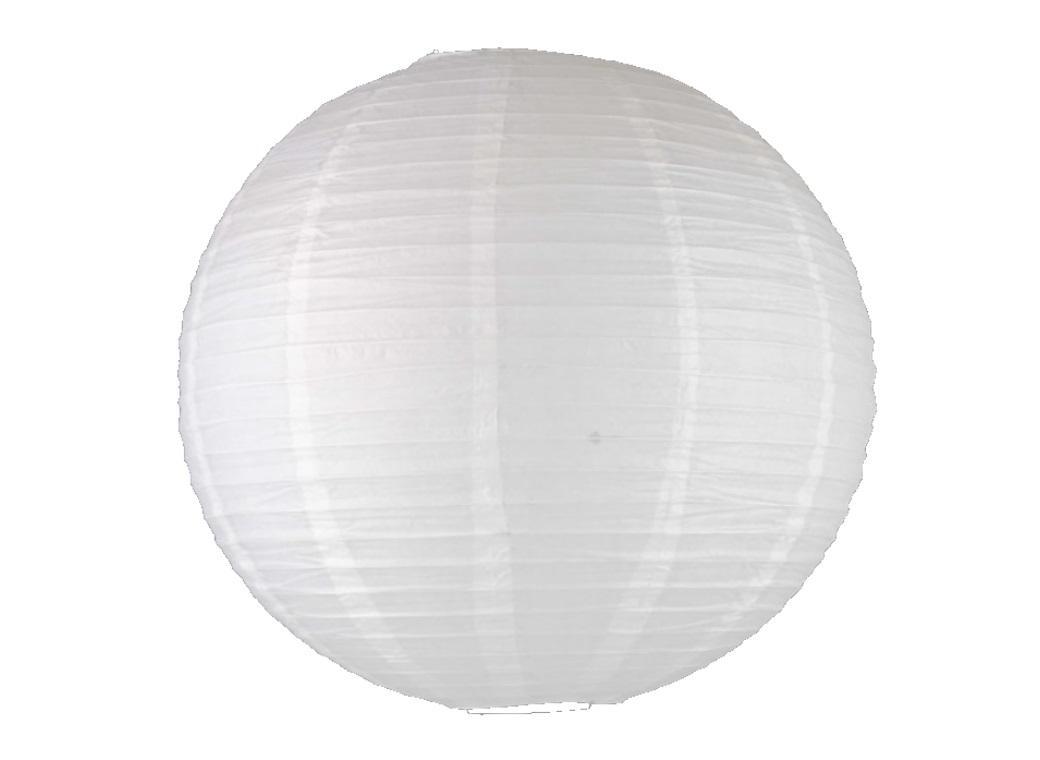 White Paper Lantern - 60cm