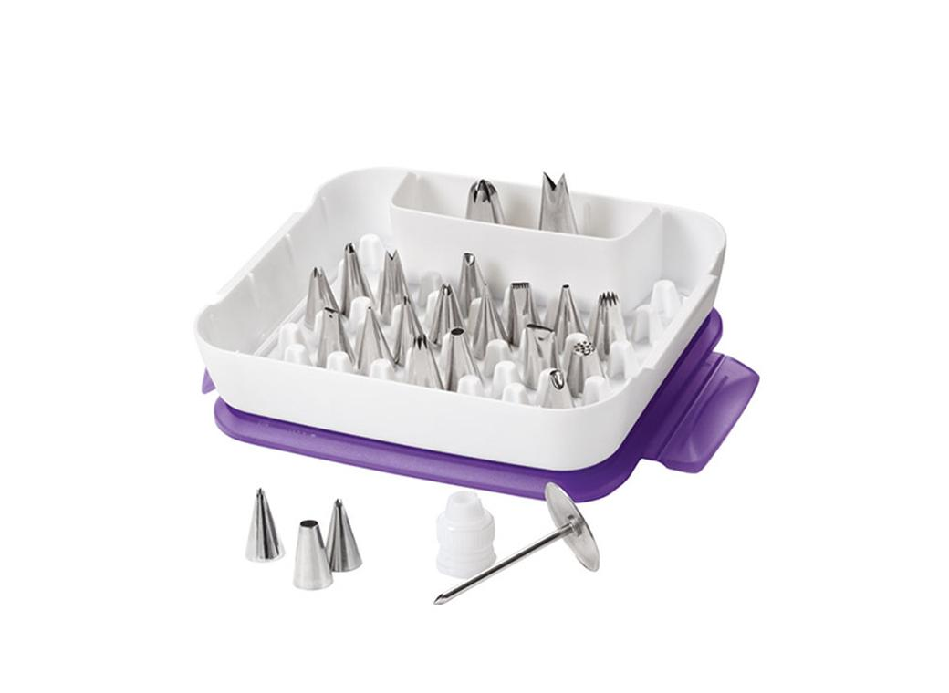 Wilton 22pc Deluxe Decorating Set