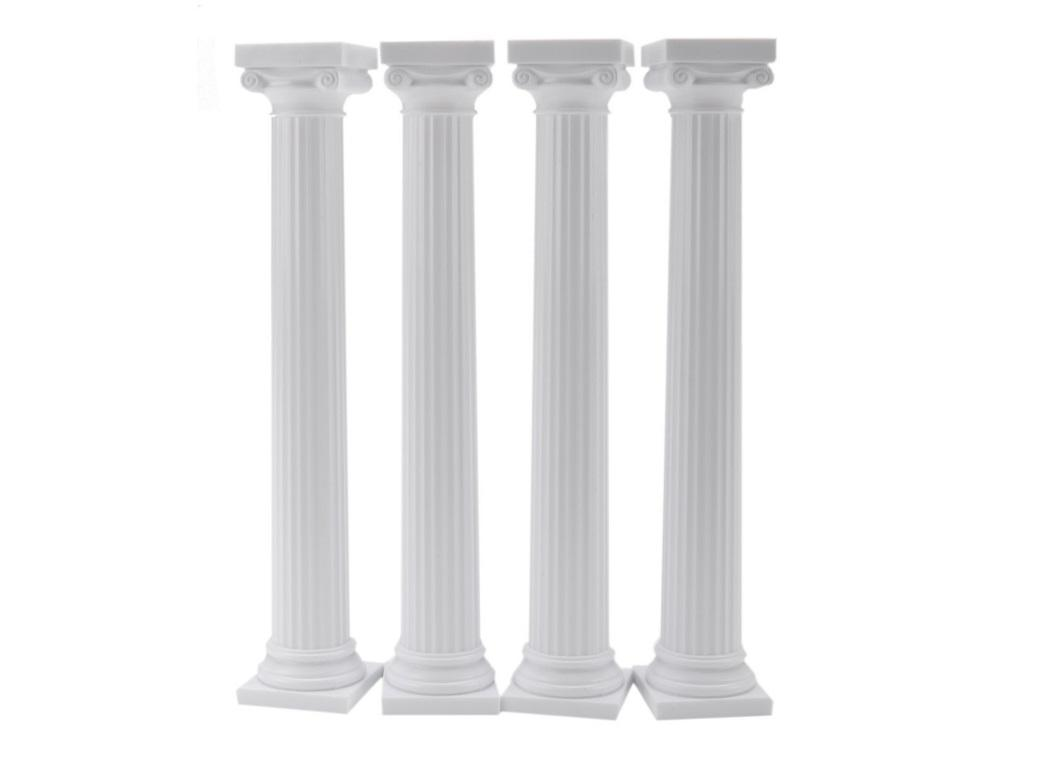Wilton 7in Grecian Pillars