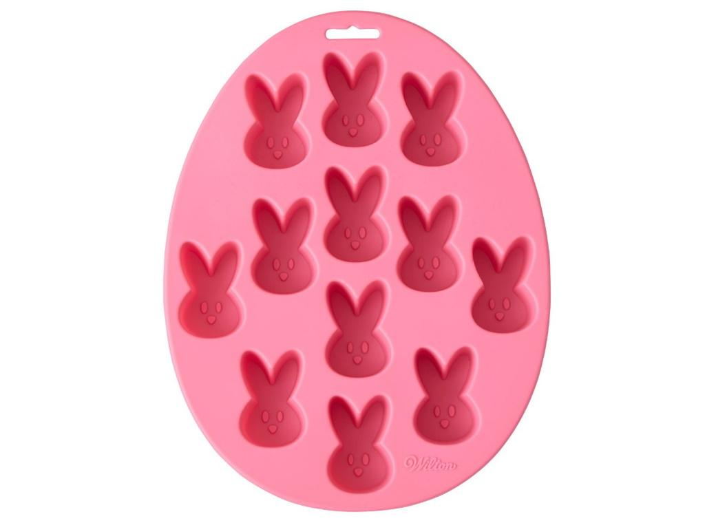 Wilton Mini Bunny Shaped Silicone Mould