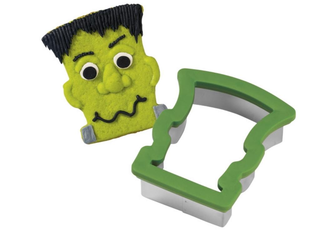Wilton Frankenstein Comfort Grip Cookie Cutter