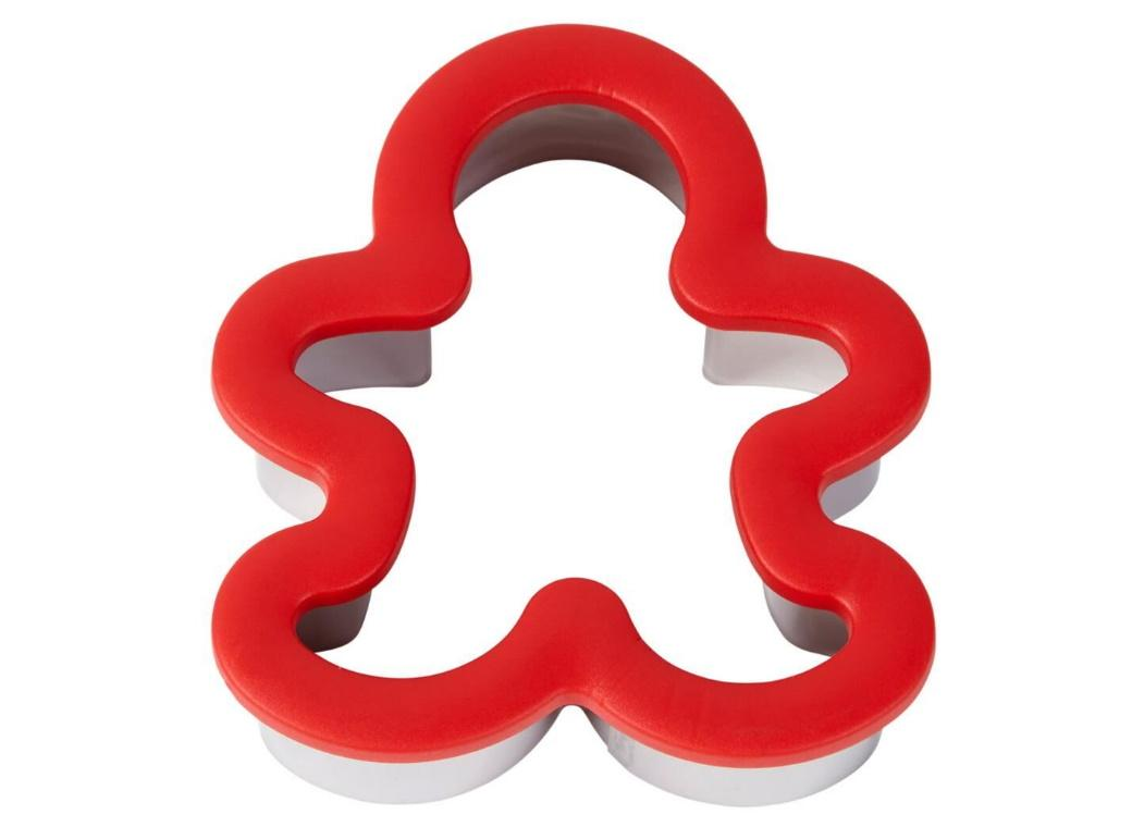 Wilton Gingerbread Man Comfort Grip Cutter