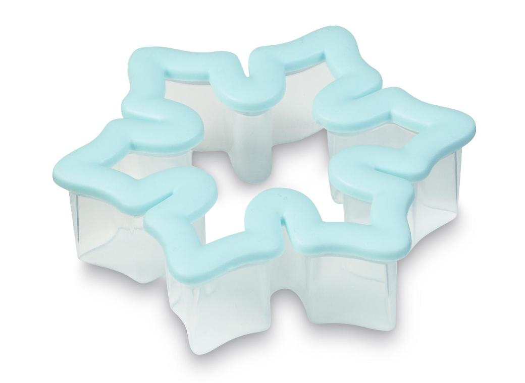 Grippy Cookie Cutter - Snowflake