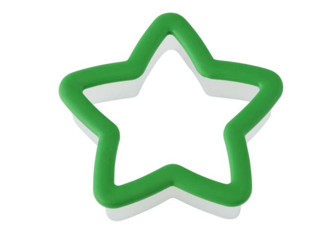 Grippy Cookie Cutter - Star