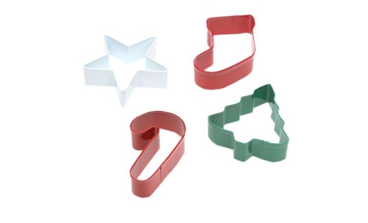 Wilton Jolly Shapes Cookie Cutter Set