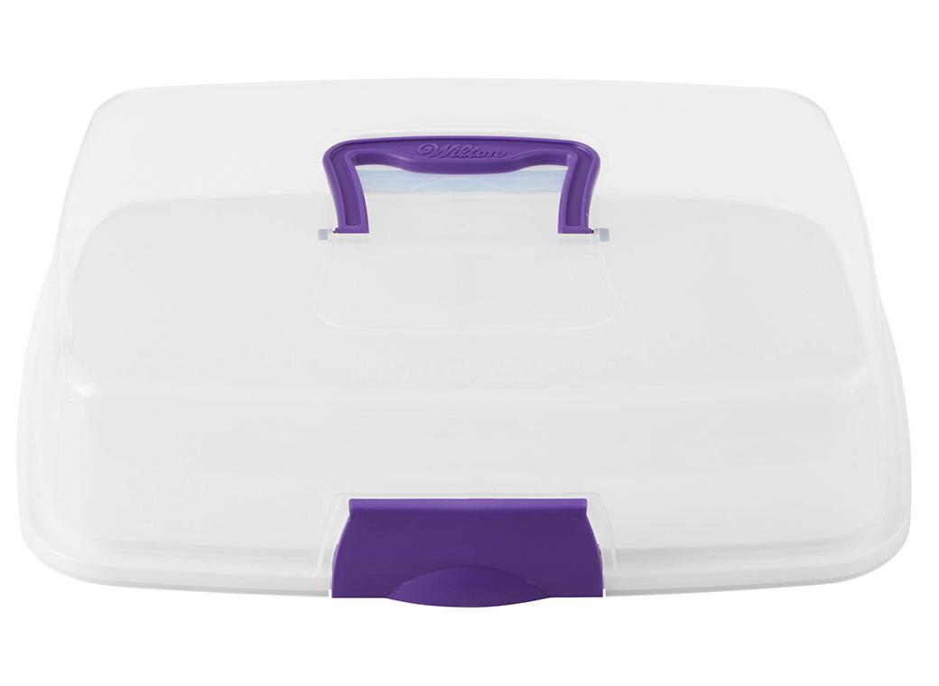 Wilton Cake & Cupcake Caddy - Oblong