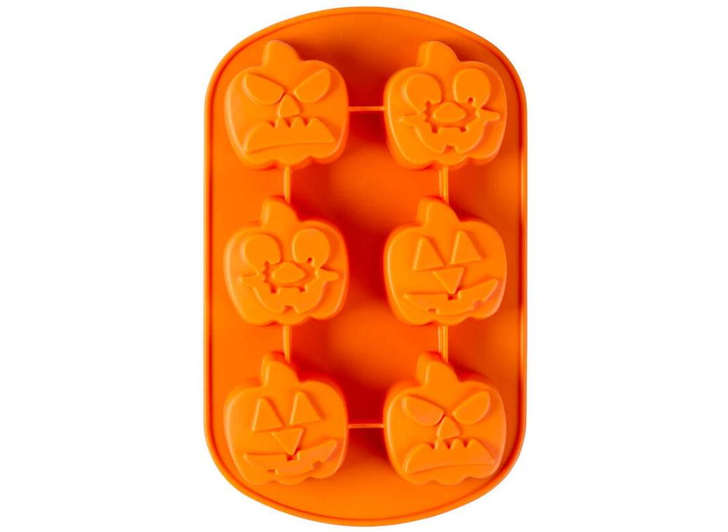 Wilton Jack O Lantern Silicone Baking Mould