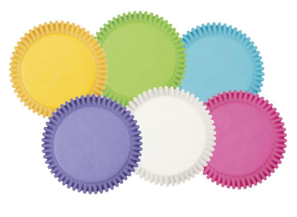 Wilton Cupcake Cases - Pastel Rainbow