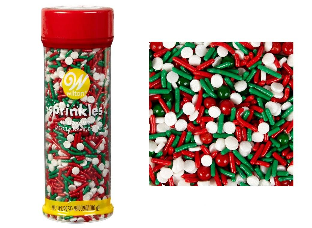 Wilton Sprinkles Holiday Mix