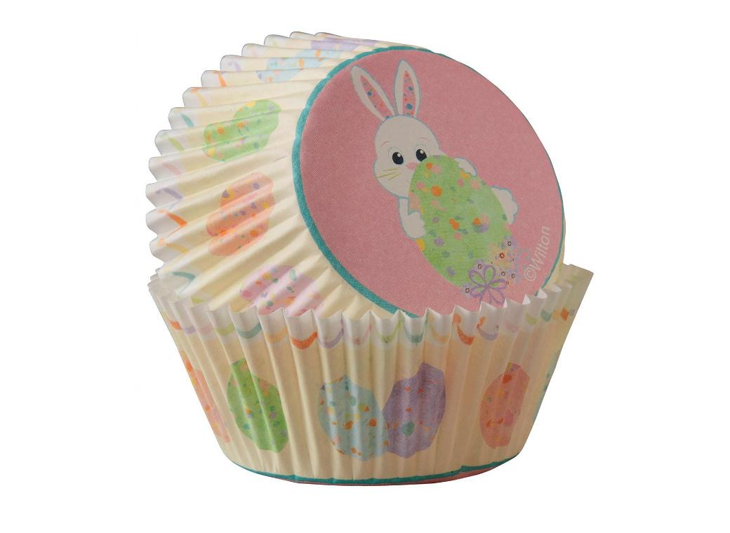 Wilton Easter Sweet Splatters Cupcake Cases 75pk