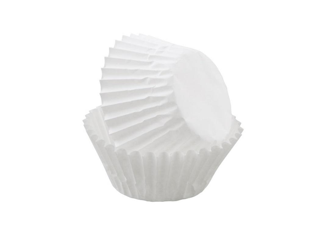 Wilton Mini Cupcake Cases - White