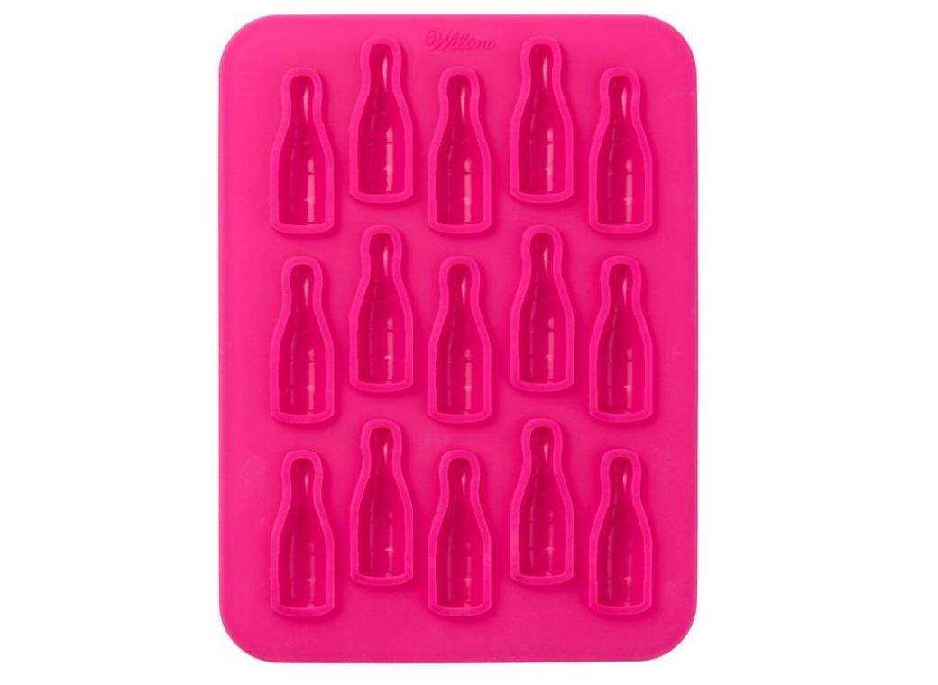 Wilton Wine Bottles Silicone Mould