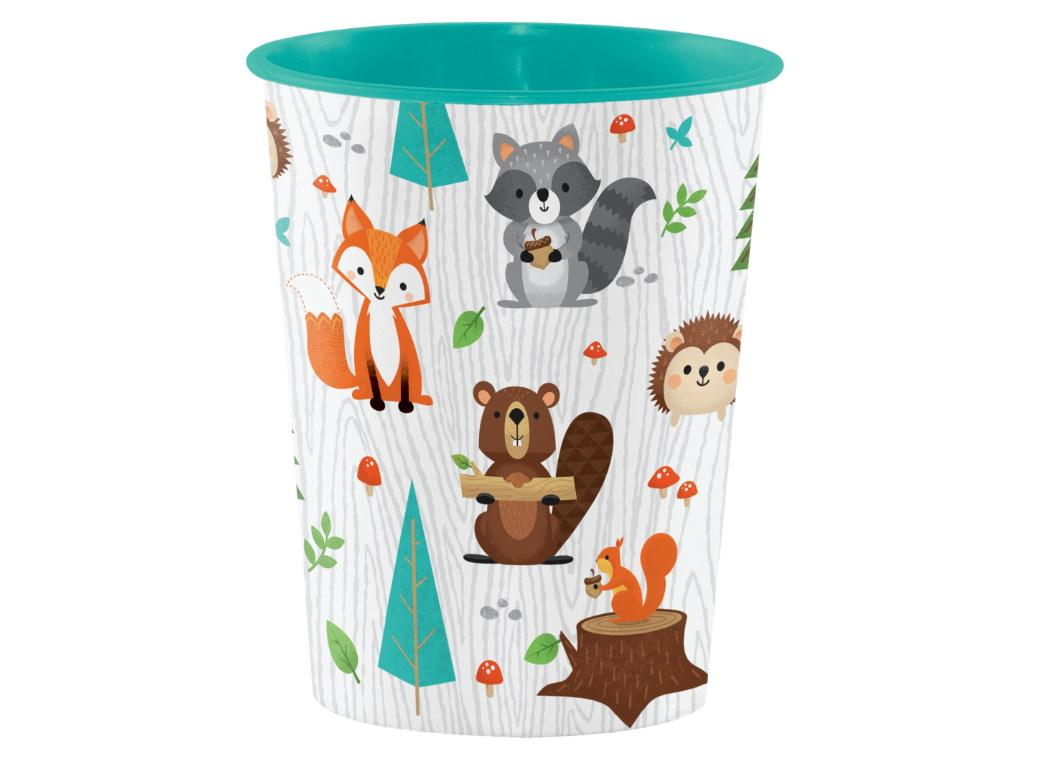 Woodland Animals Favour Cup