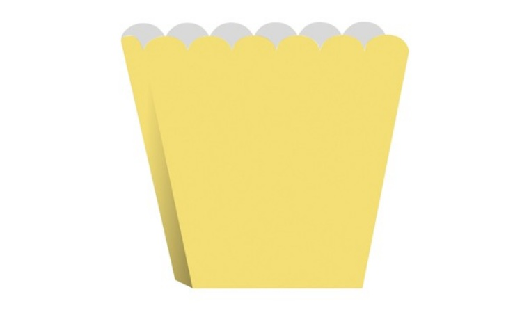 Treat Box - 8pk - Yellow