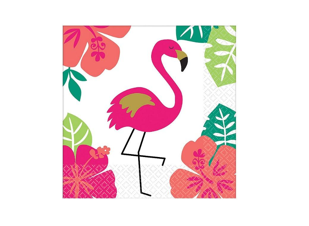 You Had Me at Aloha Beverage Napkins 16pk