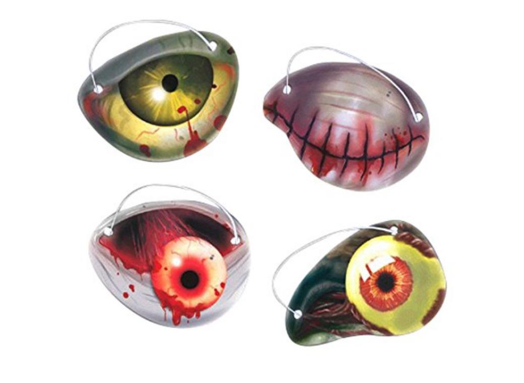 Zombie Eye Patches 12pk